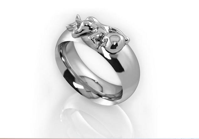 Glückskind Ring