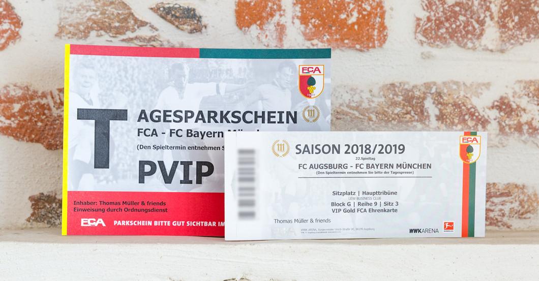 Gold Tickets Bayern
