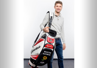 Golf Bag Martin Kaymer