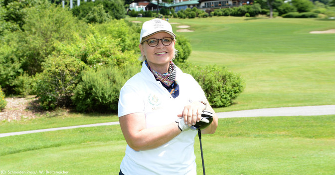 Golfen Andrea Spatzek 1