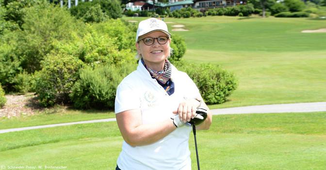 Golfen Andrea Spatzek 3