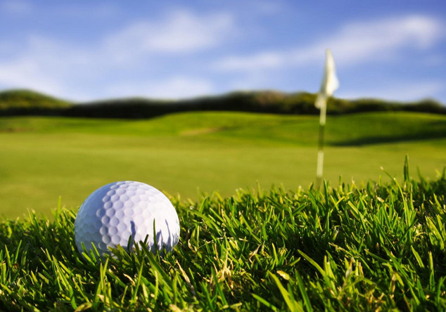 Golfen auf Gut Thailing