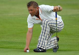 Golfen mit Borowka