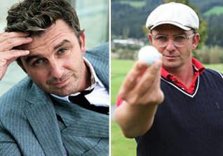 Golfen mit Hans Sigl