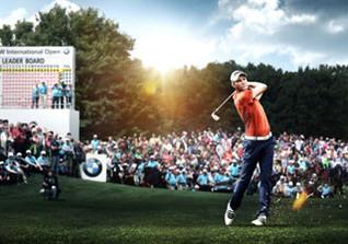 Golfschläger Max Kieffer
