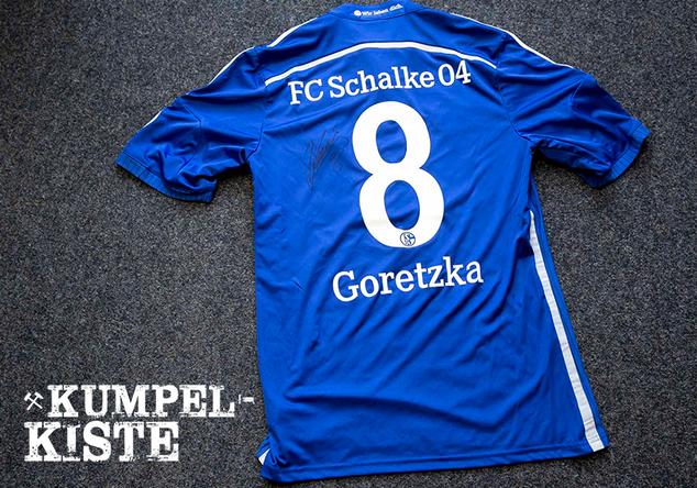 Goretzkas Schalke Trikot