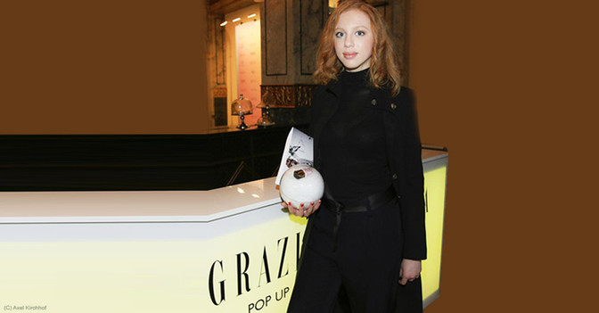 Grazia Pop Up