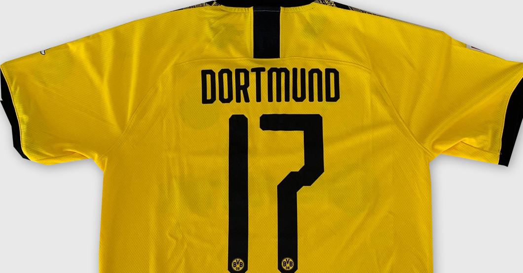 Bvb Superstar Haaland Donated His Worn Derby Shirt