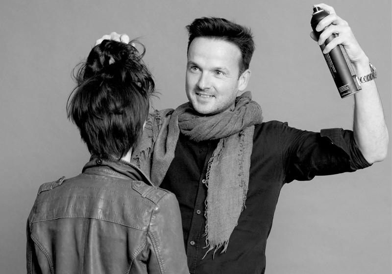 Hairstyling Sven König
