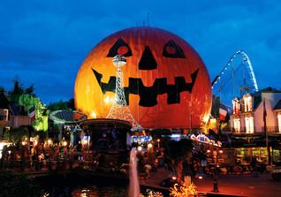 Halloween-Dekonacht