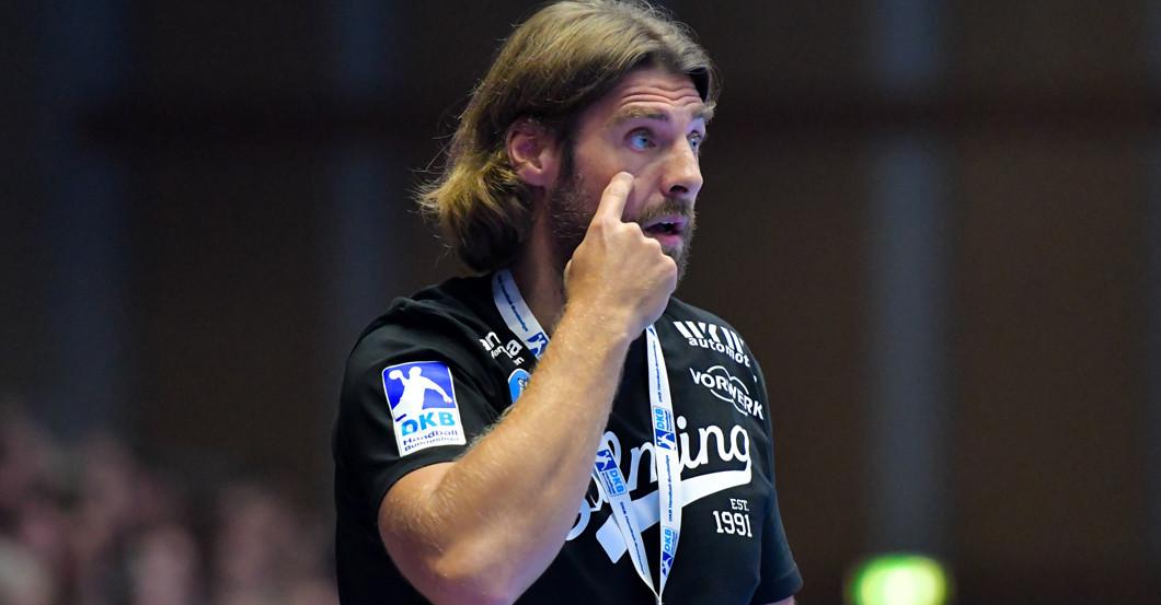 Handballtraining Hinze