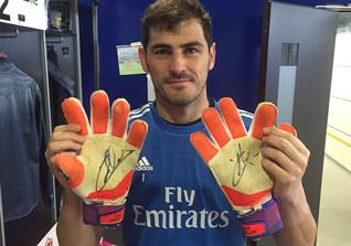 Handschuhe Iker Casillas
