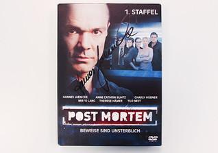 Hannes Jaenicke DVD Box