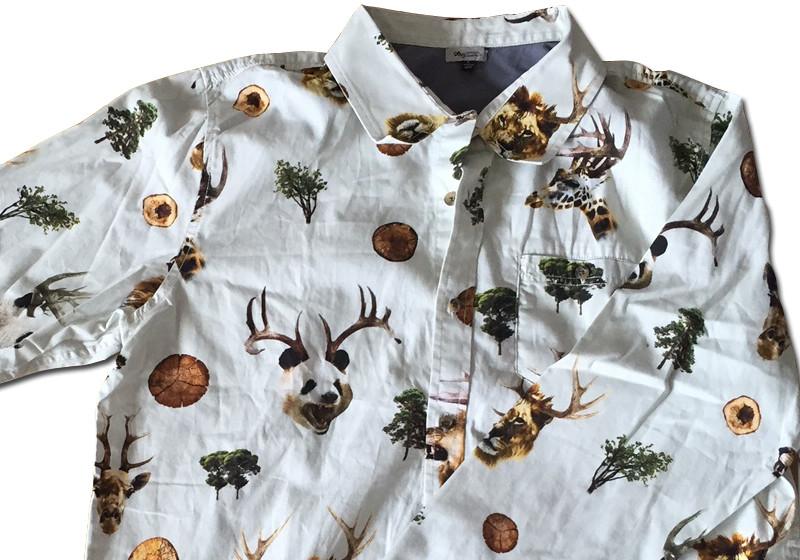 Hartwichs Dschungelhemd