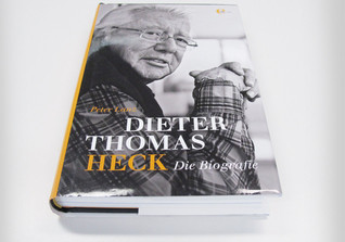 Heck signierte Biografie