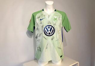 Heimtrikot Wolfsburg