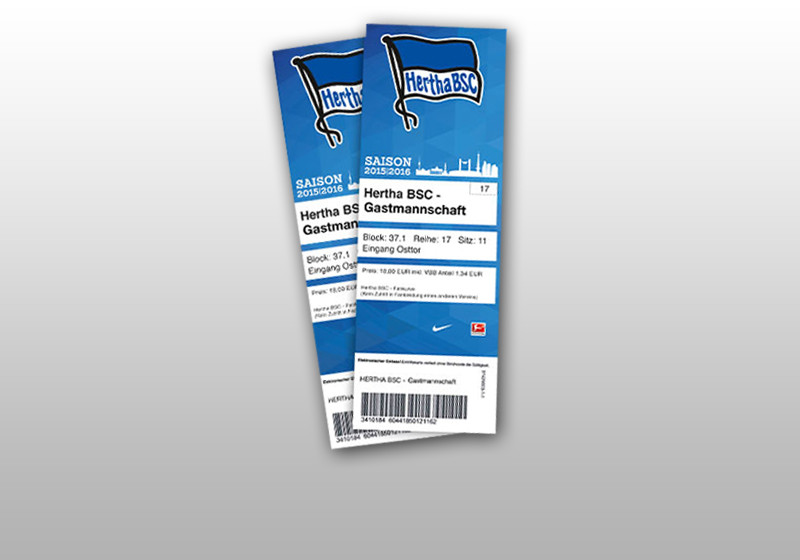 Tickets Hertha Bayern