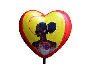 Herz von Cal Ola Hagen