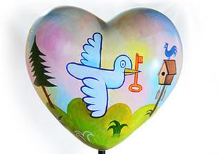 Herz von Jim Avignon