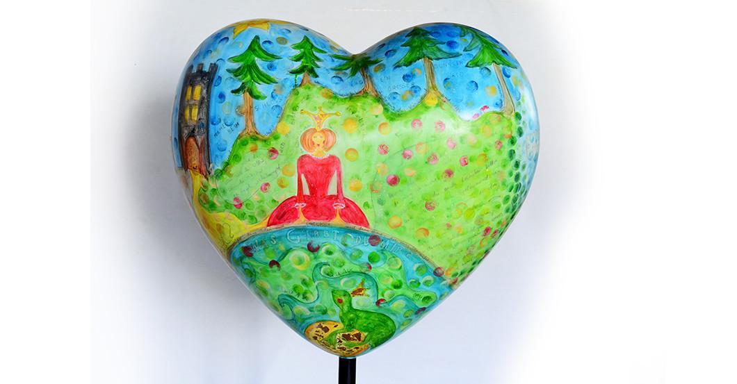 Herz von Judith Crawford