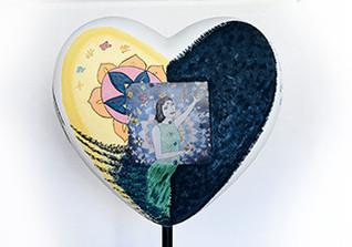 Herz von Karin Richter