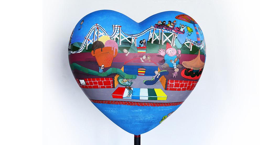 Herz von Michael Cerny