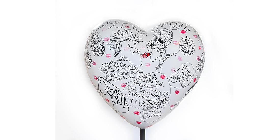 Herz von Nina Hagen