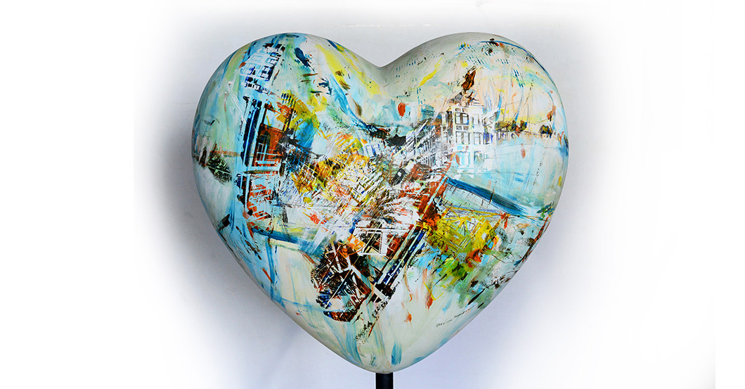 Herz von Peggy Albrecht