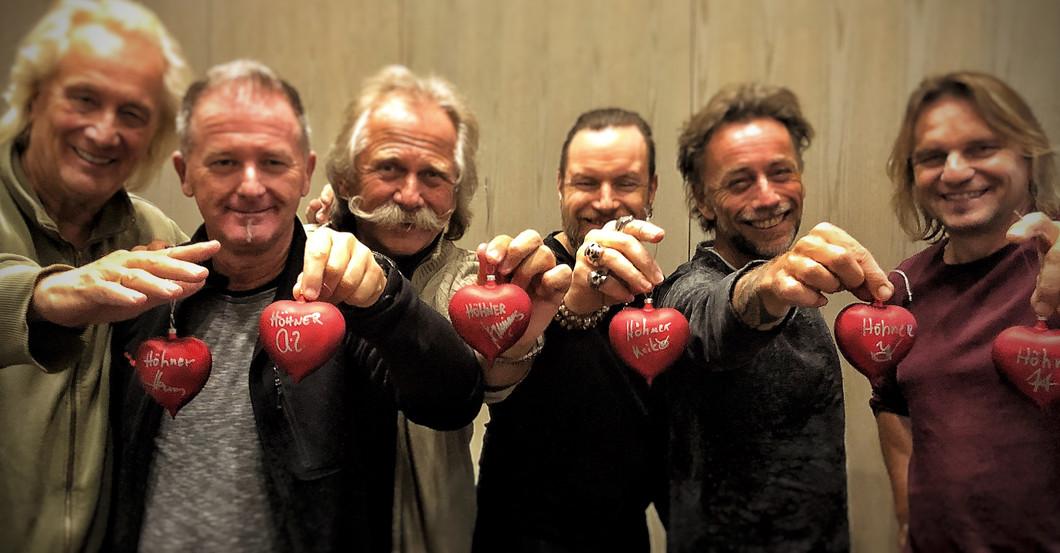 Herzen Höhner I