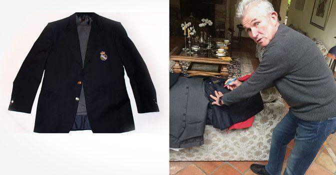 Heynckes CL Anzug