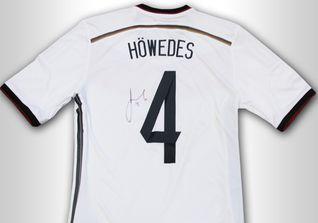 Höwedes DFB Trikot