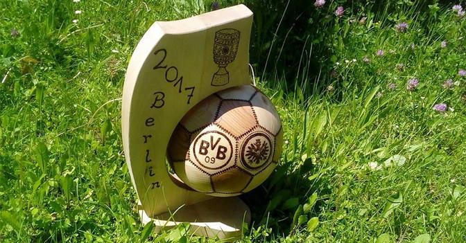 Holzball DFB Pokalfinale