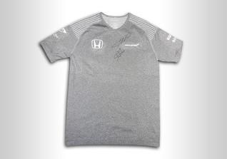 Honda Shirt Alonso