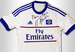 HSV Trikot Uwe Seeler