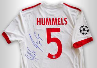 Hummels Trikot Bayern