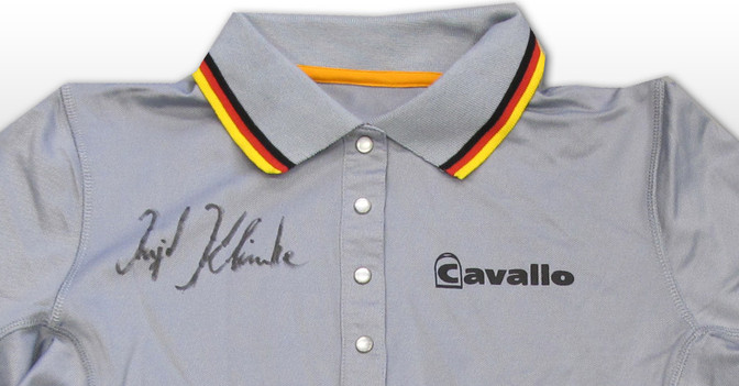 Ingrid Klimke Polo-Shirt