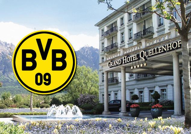 Ins BVB-Trainingslager