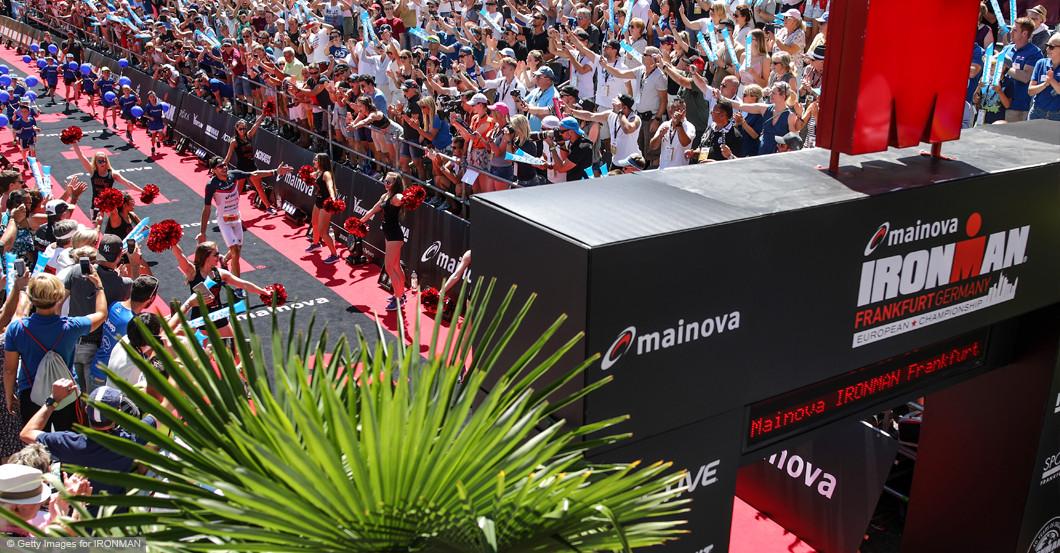 Ironman Startplatz I