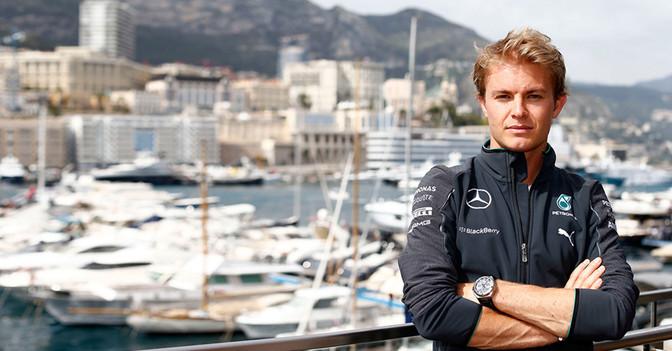 Jacke Nico Rosberg