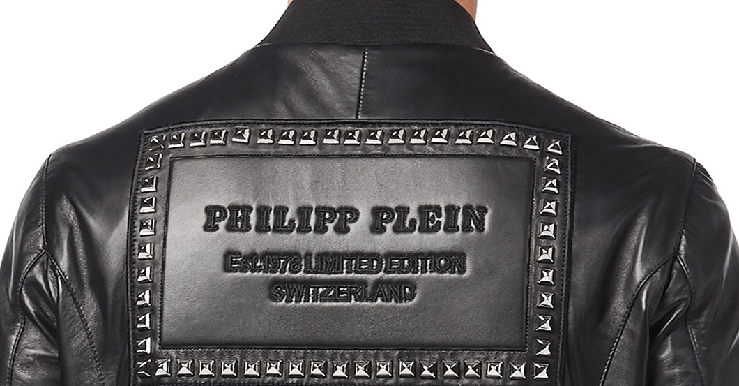 ec7b8aa381 Luxury Jacket: Philipp Plein's Designer It Piece for Men