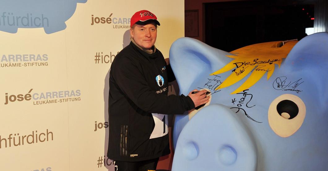 Joey Kelly Glücksschwein