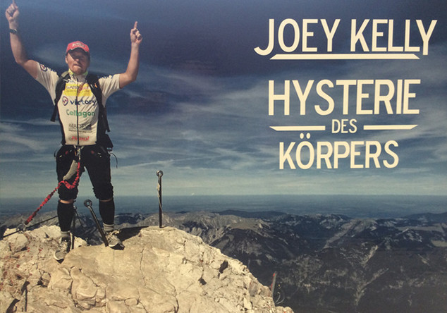 Joey Kellys Buch