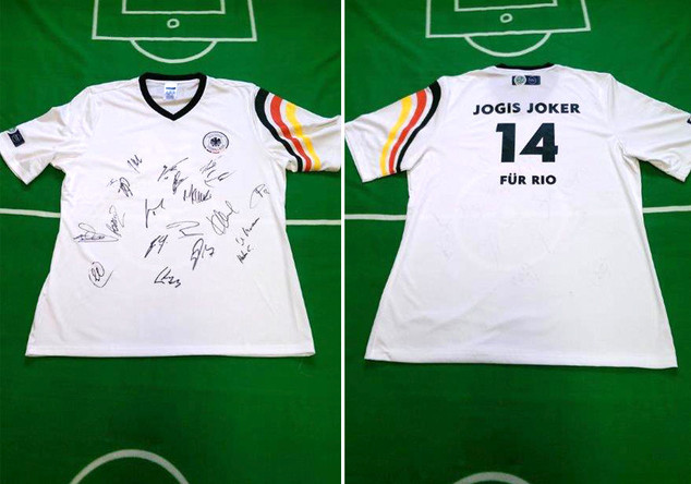 Jogis Joker Shirt