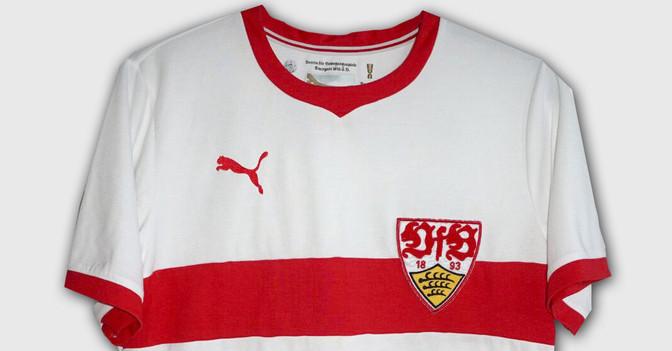 Jubiläumstrikot VfB