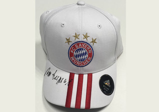 Jupp Heynckes Cap