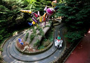 Känguru Wagen Europa-Park