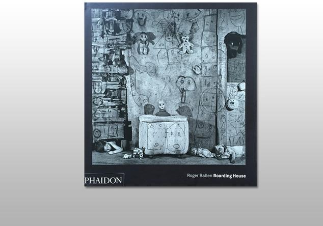 Katalog von Roger Ballen