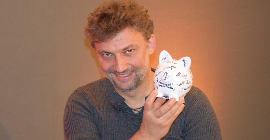 Kaufmanns Glücksschwein