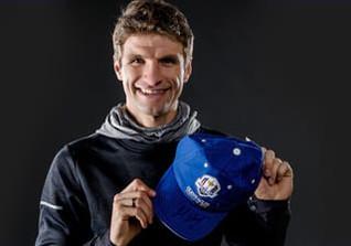 Kaymers signierte Cap