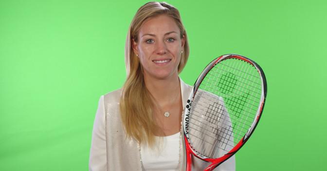 Kerbers Tennisschläger